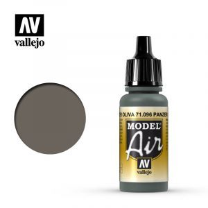Model Air Acrylic Color Olive Grey