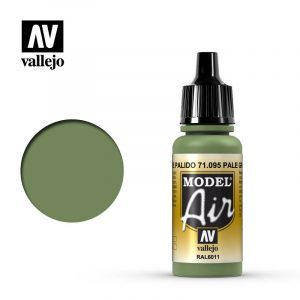 Model Air Acrylic Color Pale Green