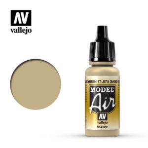 Model Air Acrylic Color Sand (Ivory)