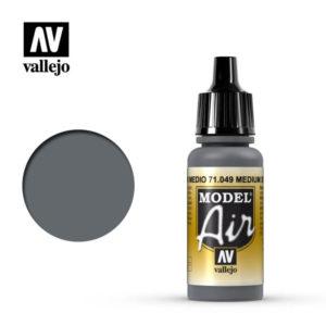 Model Air Acrylic Color Sea Grey