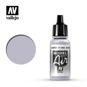 Model Air Acrylic Color Steel
