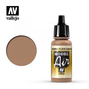 Model Air Acrylic Color Tan Earth