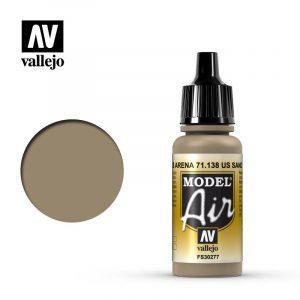 Model Air Acrylic Color US Sand
