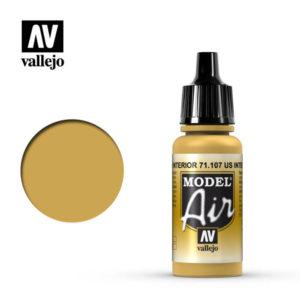 Model Air Acrylic Color US interior Yellow