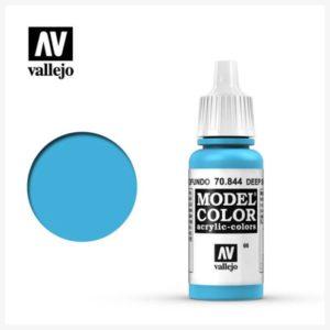 Model Color Acrylic Color Deep Sky Blue