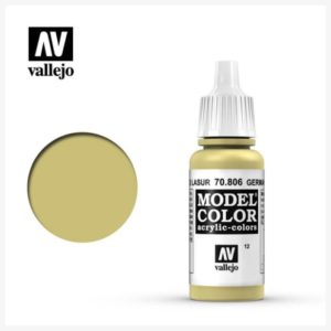 Model Color Acrylic Color German Yellow
