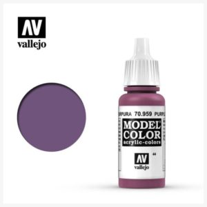 Model Color Acrylic Color Purple
