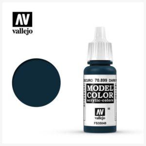 Model Color Acrylic color Dark Prussian Blue