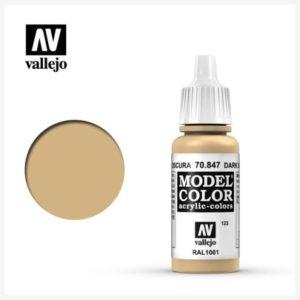 Model Color Acrylic color Dark Sand