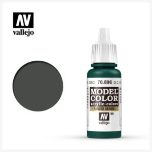 Model Color Acrylic color Ger. Extra Dark Green
