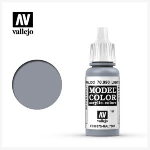 Model Color Acrylic color Light Grey