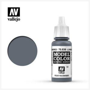 Model Color Acrylic color London Grey