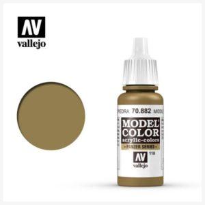 Model Color Acrylic color Middlestone