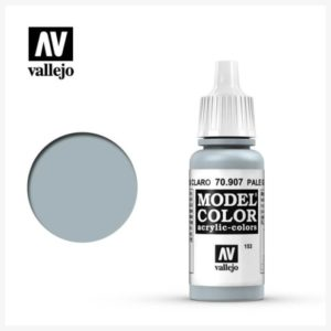 Model Color Acrylic color Pale Grey Blue
