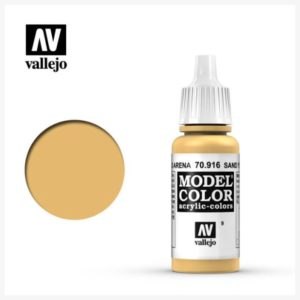 Model Color Acrylic color Sand Yellow