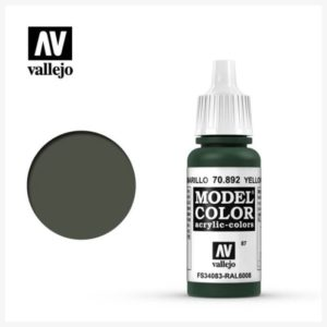 Model Color Acrylic color Yellow Oliva