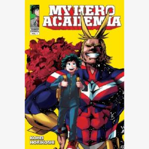 My Hero Academia GN Vol. 01