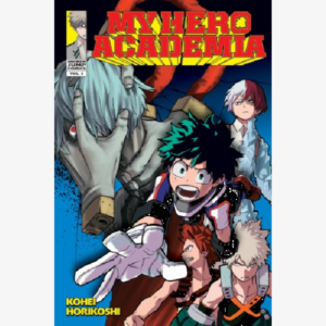My Hero Academia GN Vol. 03