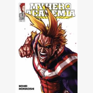 My Hero Academia GN Vol. 11