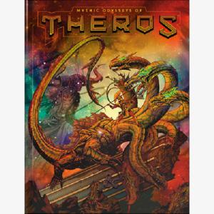 Mythic Odysseys of Theros LE