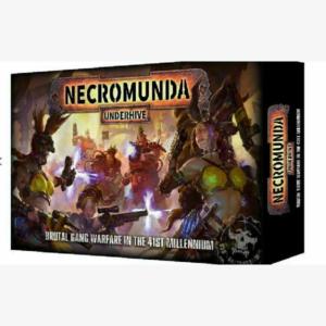 Necromunda Boardgame Underhive