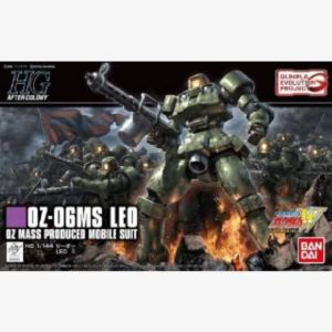 OZ-06MS Leo HGAC 1:144 scale model