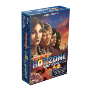 Pandemic Hot Zone North America Engelstalig