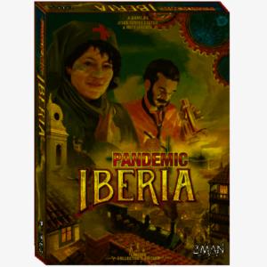 Pandemic Iberia Engelstalig