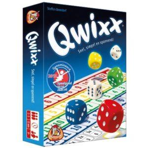 Qwixx het Dobbelspel Nederlandstalig