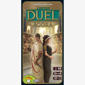 Seven Wonders Duel: Agora Nederlandstalig