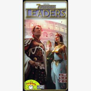 Seven Wonders Leaders V2 NL