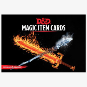Spellbook cards Magical Items