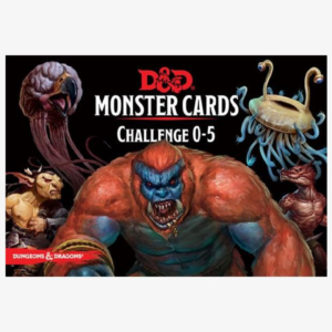 Spellbook cards Monsters 0-5