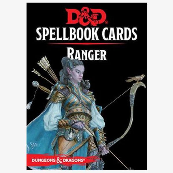Spellbook cards Ranger