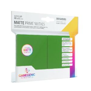 Standard Matte 100 stuks Green