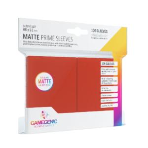 Standard Matte 100 stuks Red