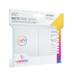 Standard Matte 100 stuks White