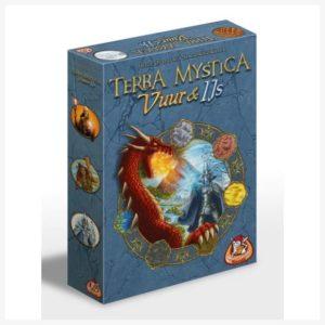 Terra Mystica Vuur en Ijs Nederlandstalig