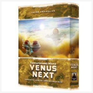 Terraforming Mars Venus Next Engelstalig