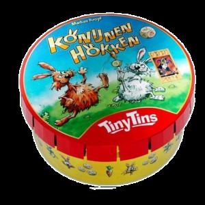 Tiny Tin Konijnen Hokken Nederlandstalig