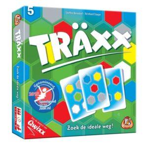 Traxx Nederlandstalig