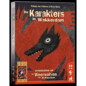 Weerwolven van Wakkerdam de Karakters in Wakkerdam