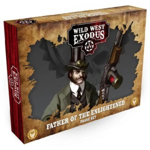 Wild West Exodus Father of the Enlightenend Starter kit Engelstalig