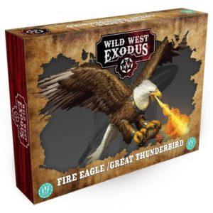 Wild West Exodus Fire Eagle Engelstalig