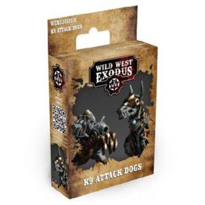 Wild West Exodus K9 Attack Dogs