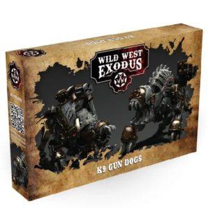Wild West Exodus K9 Gun Dogs Engelstalig