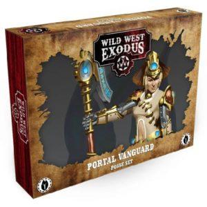Wild West Exodus Portal Vanguard Posse Engelstalig