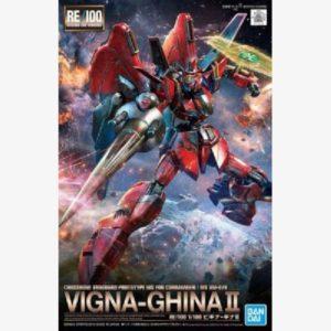 XM-07B Vigna-Ghina II RE 1:100 scale model