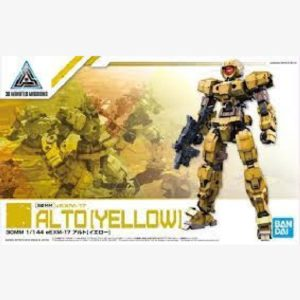 eEXM-17 Alto 30mm 1:144 scale model Yellow