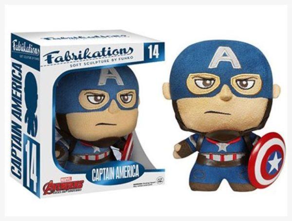 fabrikations superheroes Captain America 14